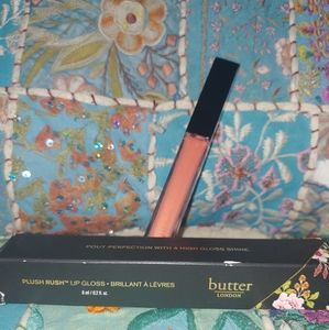 Butter London lip gloss dance party